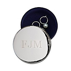 image of 3-Inch Round Keepsake Box