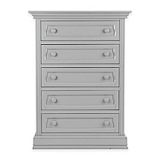 image of Baby Appleseed® 5-Drawer Chest in Moon Grey