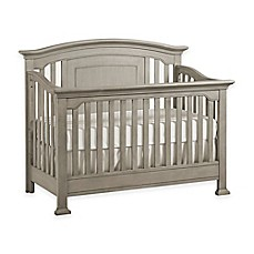 image of Kingsley Brunswick 4-in-1 Convertible Crib in Ash Grey