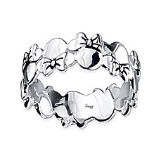 image of Disney® Minnie Mouse Sterling Silver Ring