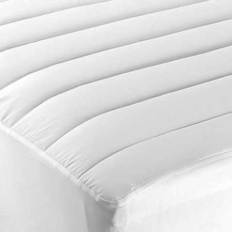 laura ashley® mattress pad - bed bath & beyond