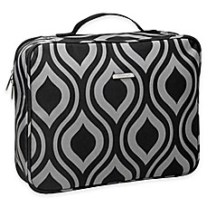 image of WallyBags® Travel Organizer in Black/Grey