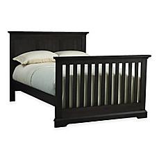 Image Of Kingsley Jackson Full Size Bed Rails In Slate
