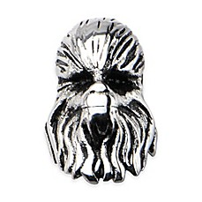 image of Star Wars™ Stainless Steel Chewbacca Bead Charm