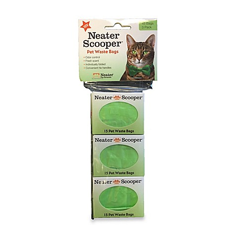 Neater Scooper 45 Pack Refill Bags