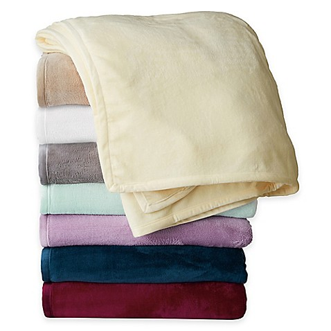 throws, heated blankets, queen & twin size blankets - bed bath