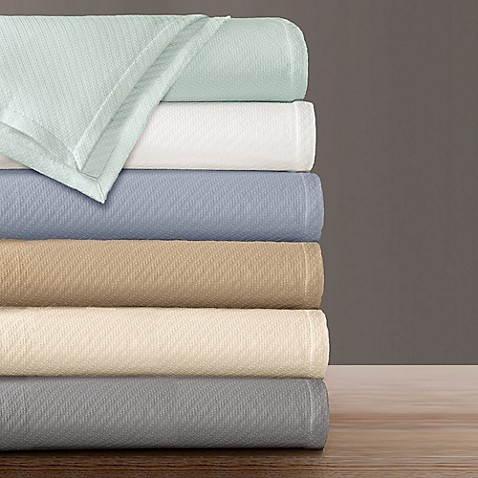 Madison Park Liquid Cotton Blanket Bed Bath Amp Beyond