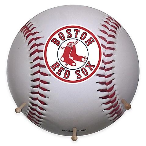 Mlb Boston Red Sox Team Logo Baseball Coat Rack Bed Bath