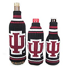 image of University of Indiana Krazy Kover Bottle Holder