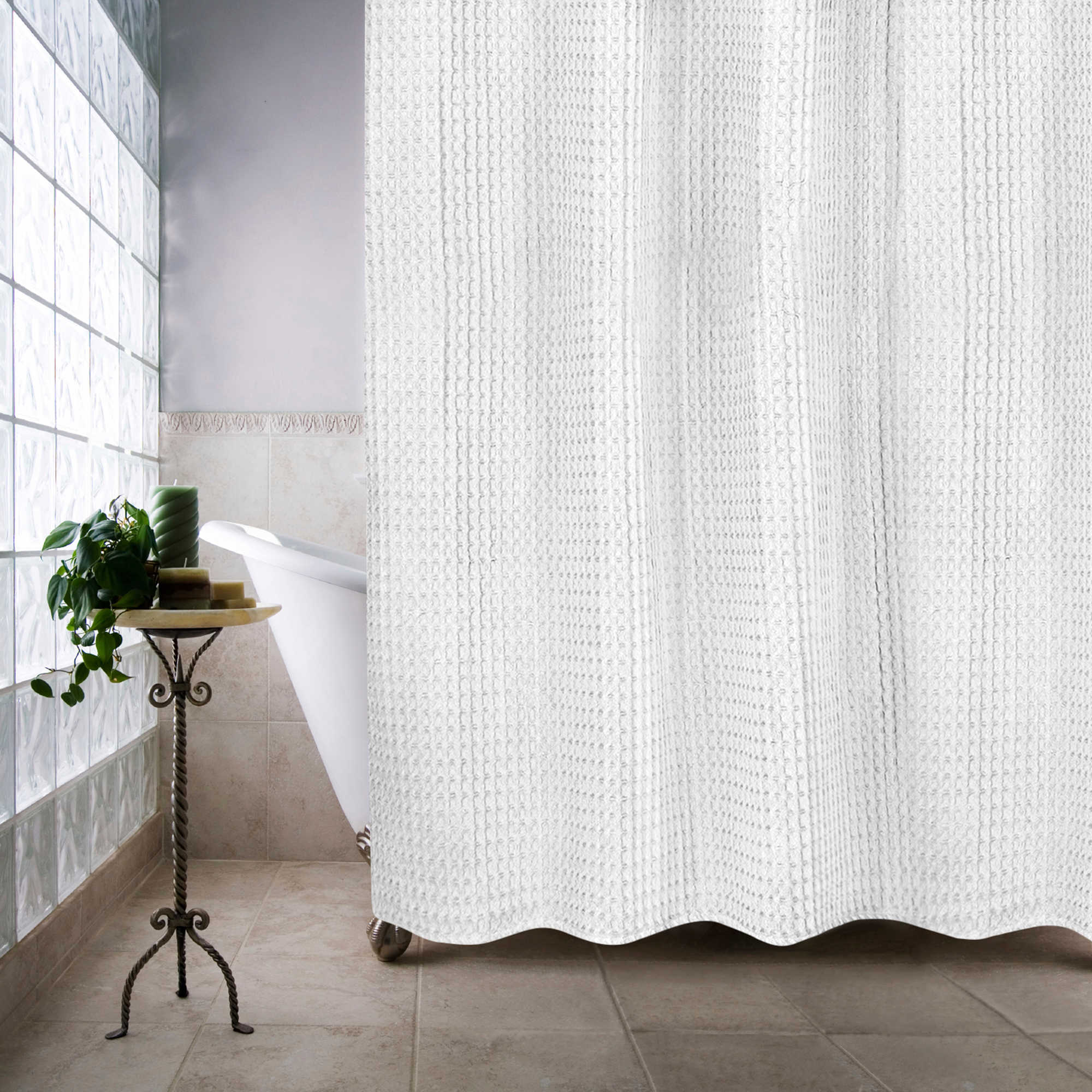 image of Escondido Shower Curtain. Shower Curtains   Shower Curtain Tracks   Bed Bath   Beyond