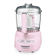image of Cuisinart® Mini-Prep® Plus 3-Cup Processor in Pink