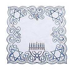 image of Sam Hedaya Hanukkah Sparkle Square Placemat