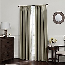 image of Emery Rod Pocket Insulated Total Blackout™ Window Curtain Panel