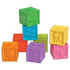 image of Infantino® 8-Piece Squeeze and Stack Block Set™