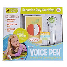 image of Creative Baby i-Mat™ Voice Pen with Activity Cards