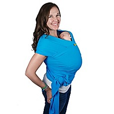 image of boba® Wrap Baby Carrier in Turquoise