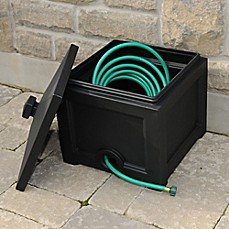 image of Mayne Fairfield Garden Hose Bin