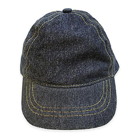 so dorable contrast stitched denim baseball cap bed bath beyond