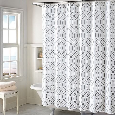 Style Lounge Shower Curtain. Huntley Shower Curtain  Bed Bath Beyond
