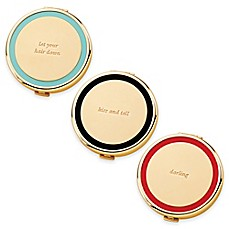 image of kate spade new york Holly Drive™ Compact Mirror Collection