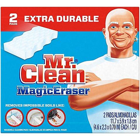 mr clean 2 count magic eraser extra power bed bath beyond. Black Bedroom Furniture Sets. Home Design Ideas