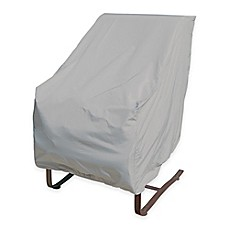 image of SimplyShade Polyester Protective High Back Chair Cover