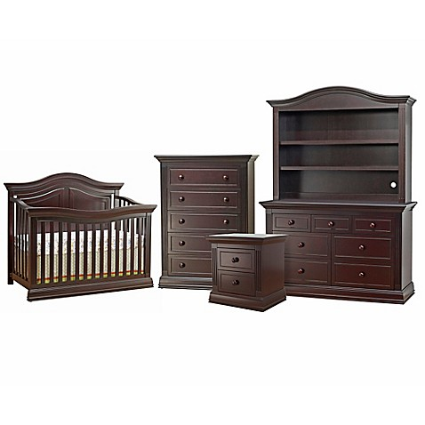 Sorelle Providence Nursery Furniture Collection In Dark Espresso Buybuy Baby