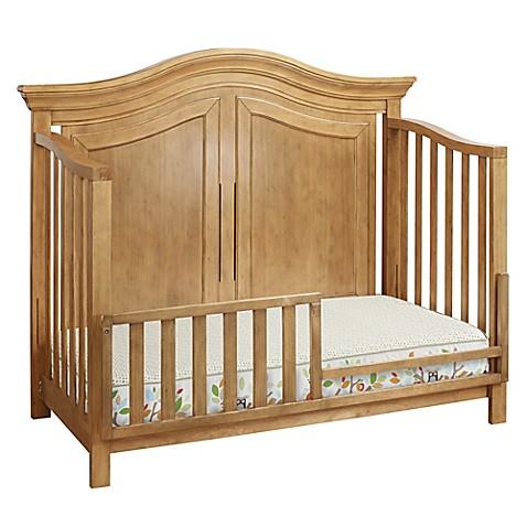 buy sorelle providence toddler guard rail in vintage frost from bed bath beyond. Black Bedroom Furniture Sets. Home Design Ideas
