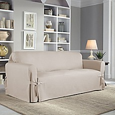 image of Perfect Fit® Classic Relaxed Fit Sofa Slipcover : recliner couch cover - islam-shia.org