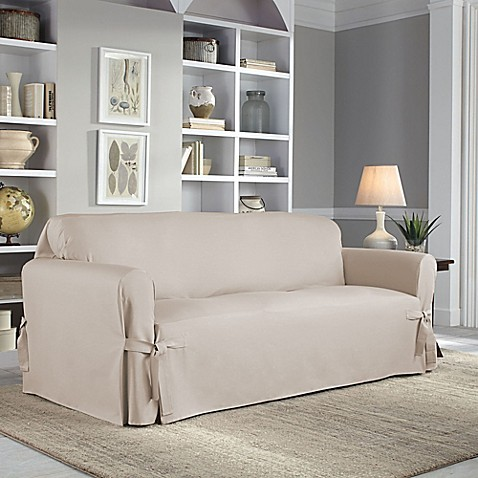 Perfect Fitu0026reg; Classic Relaxed Fit Slipcover Collection