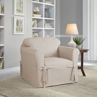 Perfect Fit® Classic Relaxed Fit Chair Slipcover