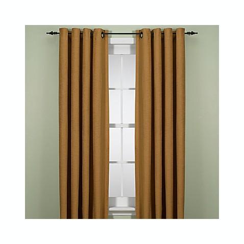 Union Square Grommet Top Window Curtain Panel Bed Bath