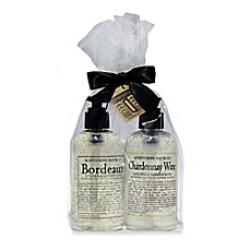 image of B. Witching Bath Co. Wine Lovers Liquid Soap Gift Set