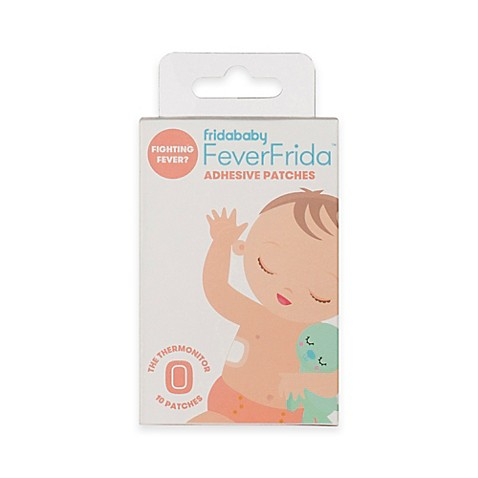 FeverFrida™ 10-Count Thermonitor Adhesive Patches