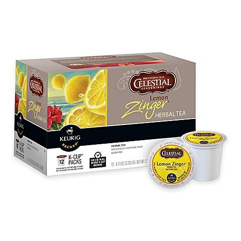 Keurig 174 K Cup 174 Pack 12 Count Celestial Seasonings 174 Lemon