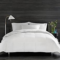 image of real simple down comforter