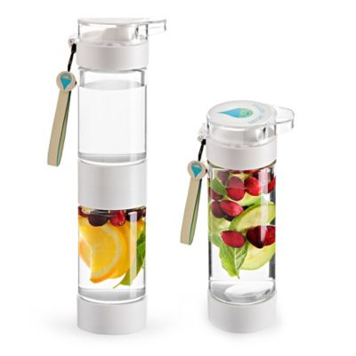 image of Define Bottle Flip Cap Infuser Water Bottle