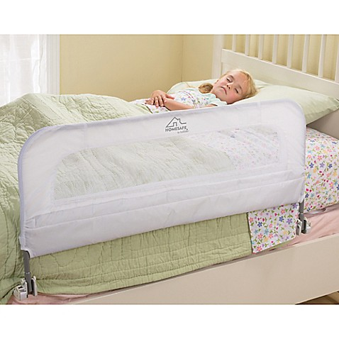 HOMESAFEtrade By Summer Infantreg Serenity Single Fold Bedrail