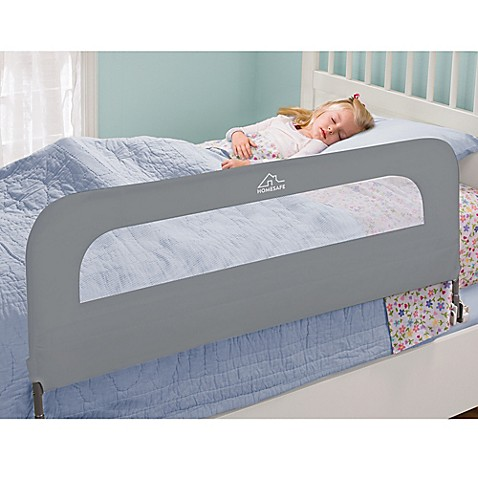 Image Of HOMESAFETM By Summer InfantR Extra Long Folding Single Bedrail