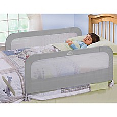 Image Of HOMESAFETM By Summer InfantR Silver Night Double Bedrail