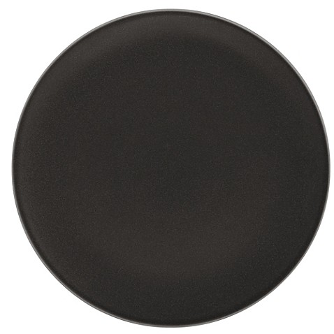 Artisanal Kitchen Supplyu0026reg; Edge Round Dinner Plate in Graphite  sc 1 st  Bed Bath u0026 Beyond & Artisanal Kitchen Supply® Edge Round Dinner Plate in Graphite - Bed ...