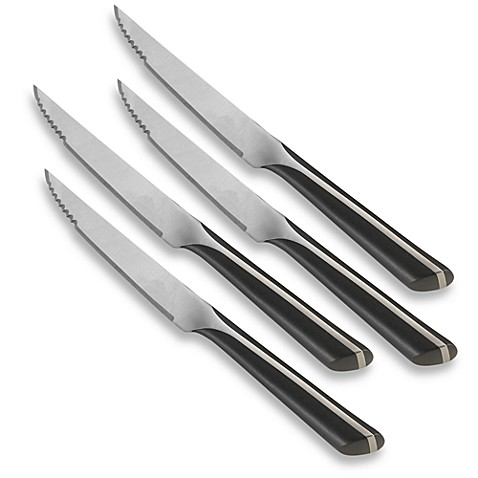 Calphalon® Katana Set of 4 Steak Knives