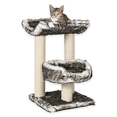 how to build a cat perch tree