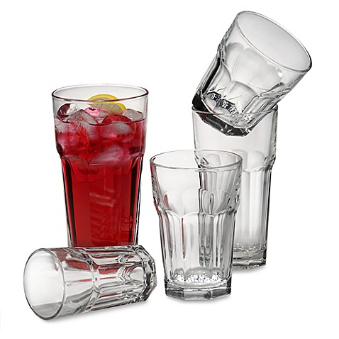 gibraltar glass drinkware - Libbey Glassware
