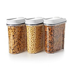 Nice OXO Good Grips® Pop Cereal Dispensers (Set Of 3)