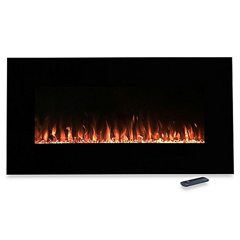 buy northwest 36 inch fire and ice electric fireplace