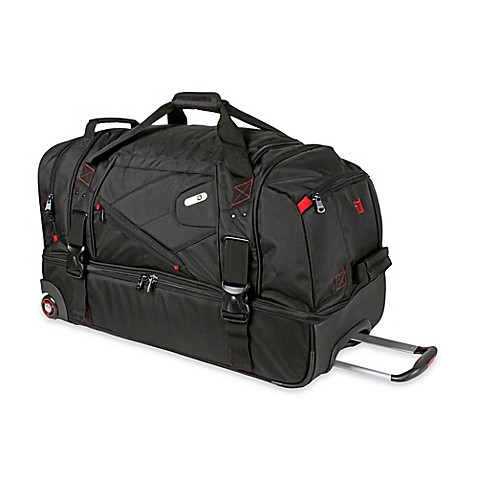 Buy Ful 174 Tour Manager Deluxe Wheeled Duffle Bag In Black