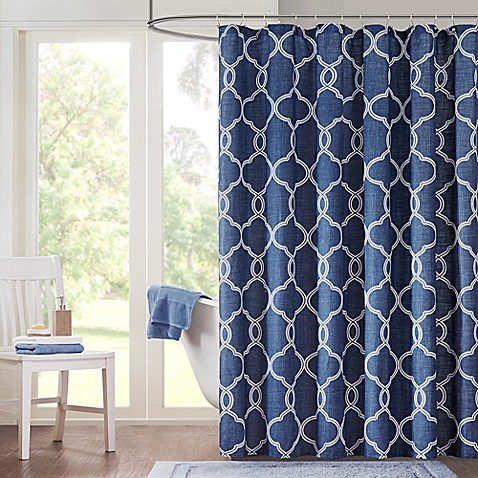 Curtains Ideas bed bath and beyond bathroom curtains : Freya Shower Curtain - Bed Bath & Beyond