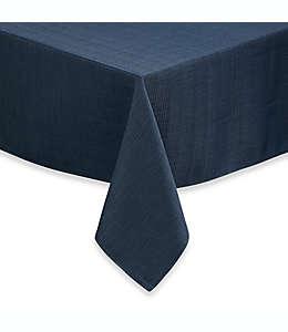 Mantel para mesa Noritake® de 3.04 x 1.52 m en azul