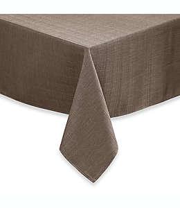 Mantel para mesa Noritake® de 3.04 x 1.52 m en café